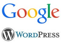 Google + WordPress