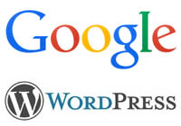 Google + WordPress