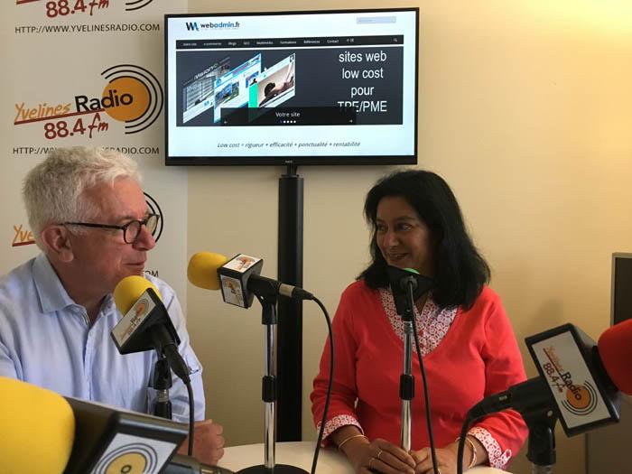 webadmin.fr sites Internet low cost sur Yvelines Radio
