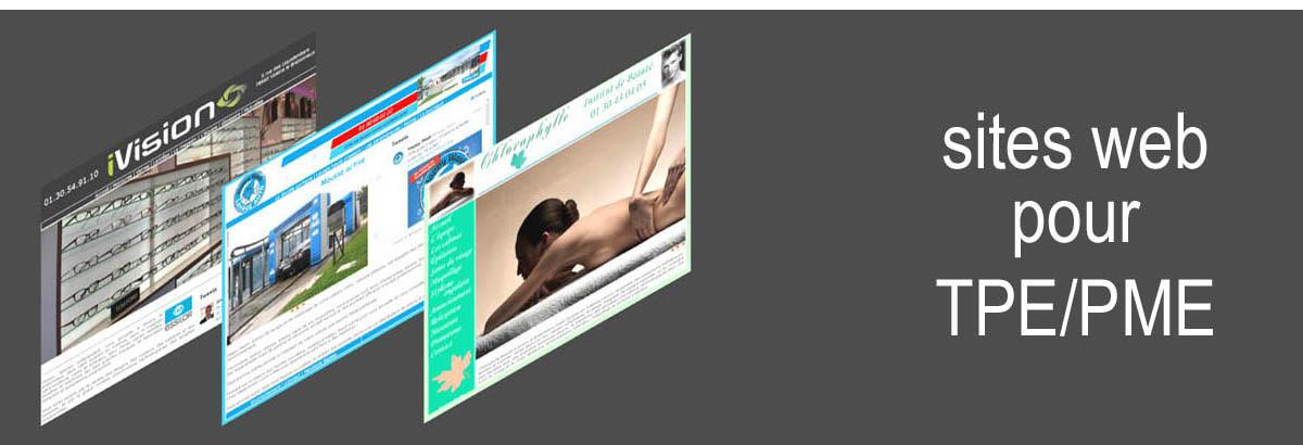 Sites web pour TPE/PME